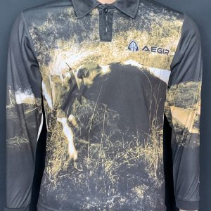 Aegir Pig Hunter Long Sleeve Hunting Shirt