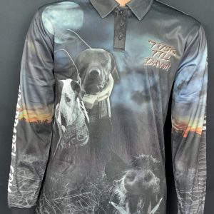 Aegir Tusk Til Dawn Long Sleeve Hunting Shirts