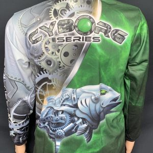 Aegir Cyborg GT Long Sleeve Fishing Shirt