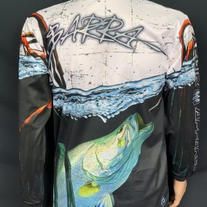 Aegir Barra Long Sleeve Fishing Shirt