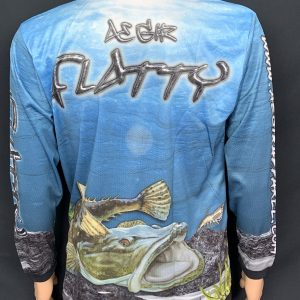 Aegir Flatty Long Sleeve Fishing Shirt