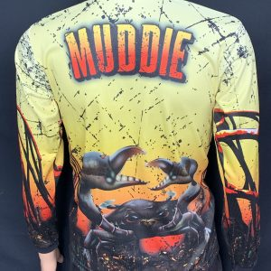 Aegir Muddie Long Sleeve Fishing Shirt